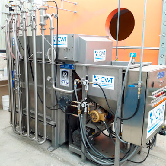 Floralp agua residual (GEM) San Gabriel