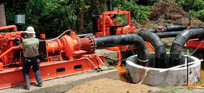 4 pasos para planificar un exitoso bypass de aguas residuales